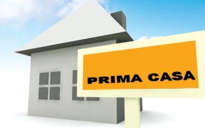 BONUS PRIMA CASA 2018